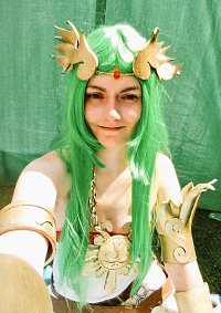 Cosplay-Cover: Palutena