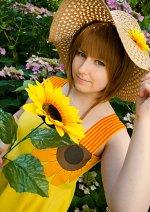 Cosplay-Cover: Sakura [Sunflower]