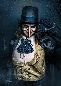 Cosplay-Cover: Der Pinguin [Batman Returns]