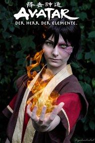 Cosplay-Cover: Prinz Zuko [Buch 3: Feuer]