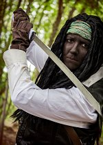 Cosplay-Cover: Michonne