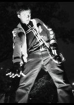 Cosplay-Cover: Kyo Kusanagi (KoF 99 - 2002er Outfit)