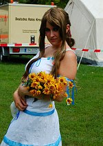 Cosplay-Cover: Aerith [Crisis Core]