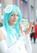 Cosplay-Cover: Wii Tan (Human Version)