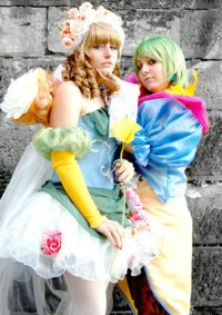 Cosplay-Cover: Asellus