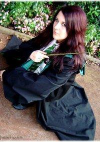 Cosplay-Cover: Slytherin Schülerin (Allegra Mandrake)