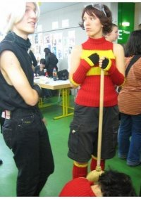 Cosplay-Cover: Quidditch cossie ²