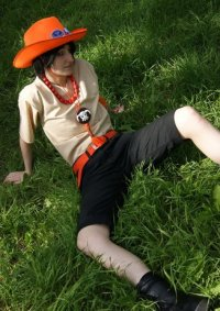 Cosplay-Cover: Portgas D. Ace