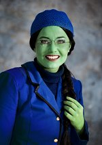 Cosplay-Cover: Elphaba [Shiz University]