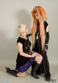 Cosplay-Cover: hide~ eigen kreation~