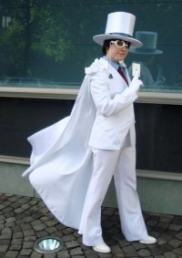 Cosplay-Cover: Kaitô KID