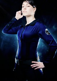 Cosplay-Cover: Maria Hill
