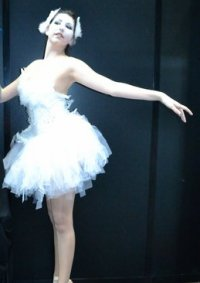 Cosplay-Cover: White Swan (Black Swan)
