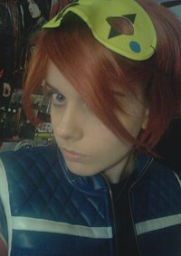 Cosplay-Cover: Gerard Way alias Party Poison