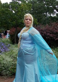 Cosplay-Cover: Elsa of Arendelle