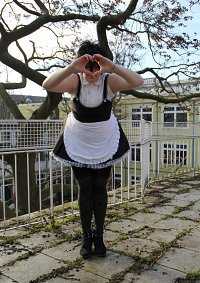 Cosplay-Cover: Gilbert Nightray [Maid Version]