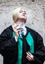 Cosplay-Cover: Lucius Malfoy [Schuluniform]
