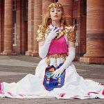 Cosplay: Prinzessin Zelda - Ocarina of Time