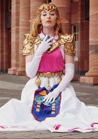 Cosplay-Cover: Prinzessin Zelda - Ocarina of Time