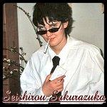 Cosplay-Cover: Seishirou Sakurazuka