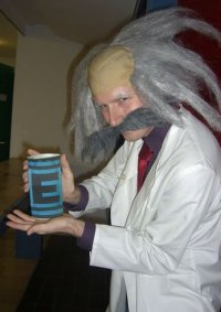 Cosplay-Cover: DR. Wily