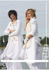 Cosplay-Cover: Saga [White Period]