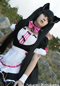 Cosplay-Cover: Chocola