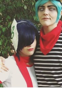 Cosplay-Cover: Noodle [Plastic Beach]