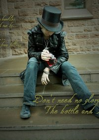 """Cosplay-Cover: The Scarecrow [Avantasia: """"The Wicked Trilogy""""]"""