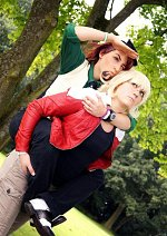 Cosplay-Cover: Barnaby Brooks Jr.