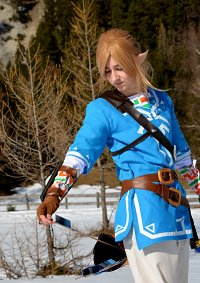 Cosplay-Cover: Link - Breath of the Wild