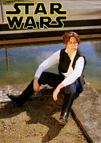 Cosplay-Cover: Han Solo [Episode IV]