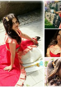 Cosplay-Cover: Elena of Avalor