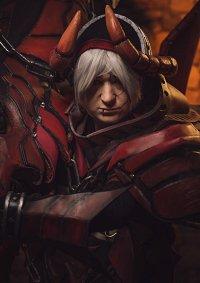 Cosplay-Cover: Varusaborus Armor