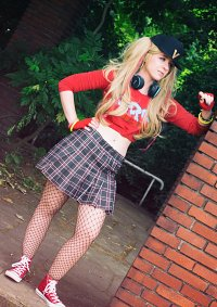 Cosplay-Cover: Ann Takamaki (Dance Outfit)