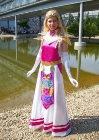 Cosplay-Cover: Zelda (Ocarina of Time)