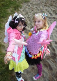 Cosplay-Cover: Super-Honey-Candy-Fairy