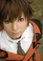 Cosplay-Cover: Kururugi Suzaku [orange uniform]