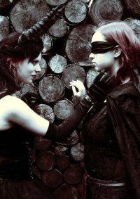 Cosplay-Cover: Todesgöttin