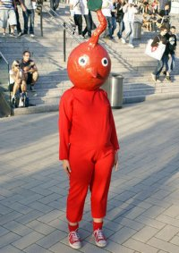 Cosplay-Cover: Rotes Pikmin