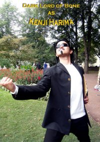 Cosplay-Cover: Kenji Harima