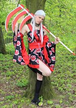 Cosplay-Cover: Hidan [Female-Style ♀]