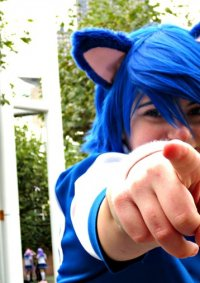 Cosplay-Cover: Sonic the Hedgehog (Gijinka)