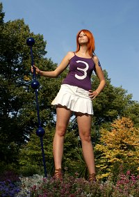 Cosplay-Cover: Nami ∫Water 7 II∫