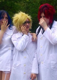 Cosplay-Cover: Hisame