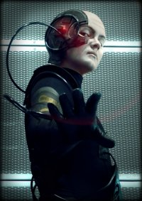 Cosplay-Cover: Locutus