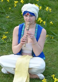 Cosplay-Cover: Aladin