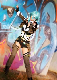 Cosplay-Cover: Sinon/Shino Asada