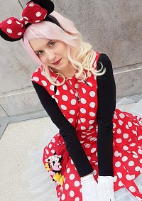 Cosplay-Cover: Alice/Nozomi [Minnie Mouse]