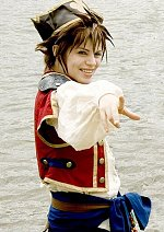 Cosplay-Cover: Sora - Port Royal